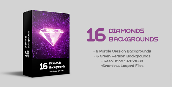 Download 16 Diamonds Backgrounds nulled download