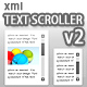 XML Text Scroller v2 - ActiveDen Item for Sale