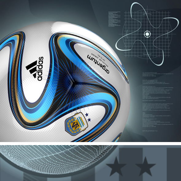 AFA BALL - ARGENTUM 2014 - 2015 - 3DOcean Item for Sale