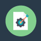 100+ Flat Internet Marketing Icons