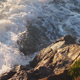 The Sea Waves and Rocks 5