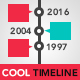 Cool Timeline Pro - WordPress Timeline Plugin