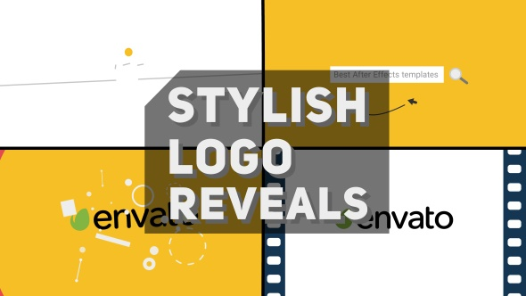 Stylish Logo Reveals
