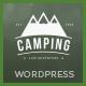 Camping - Responsive WooCommerce WordPress Theme
