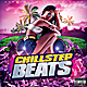 Chillstep CD Cover Template