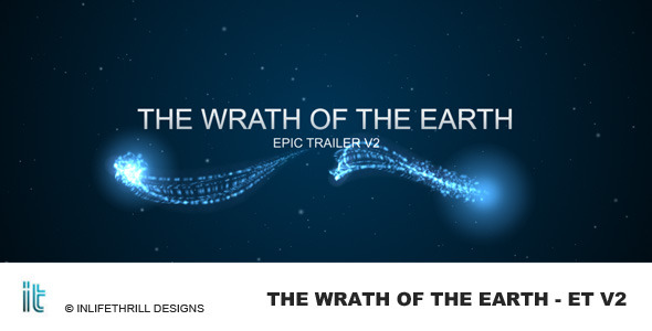 After Effects Project - VideoHive The wrath of the earth Epic trailer v2 79 ...