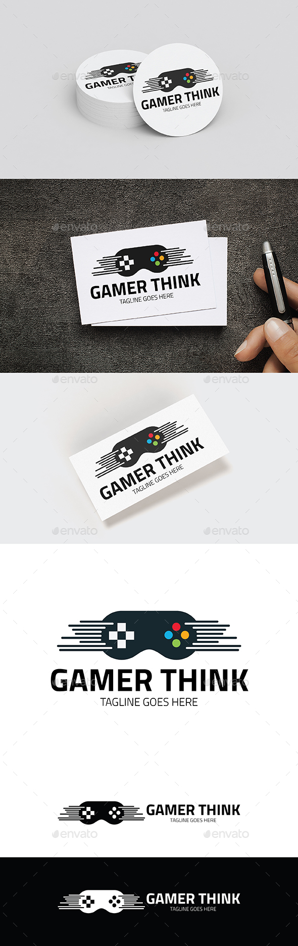 Gamer Think Logo