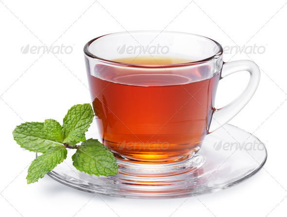 hot tea - Stock Photo - Images