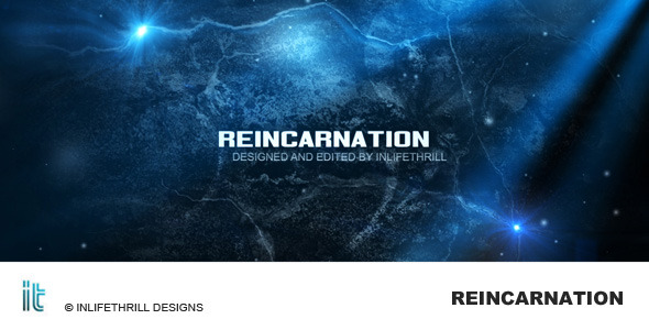 After Effects Project - VideoHive Reincarnation 98214
