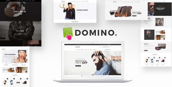 Image of Domino - Fashion Responsive Prestashop Theme