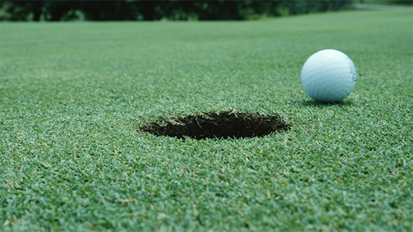 Download Golf Ball on Putting Green nulled download