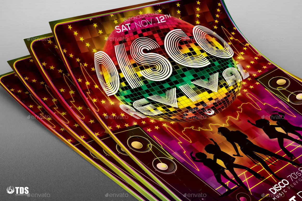 disco revival flyer template v by lou graphicriver 01 disco revival flyer template v1 jpg 02 disco revival flyer template v1 jpg