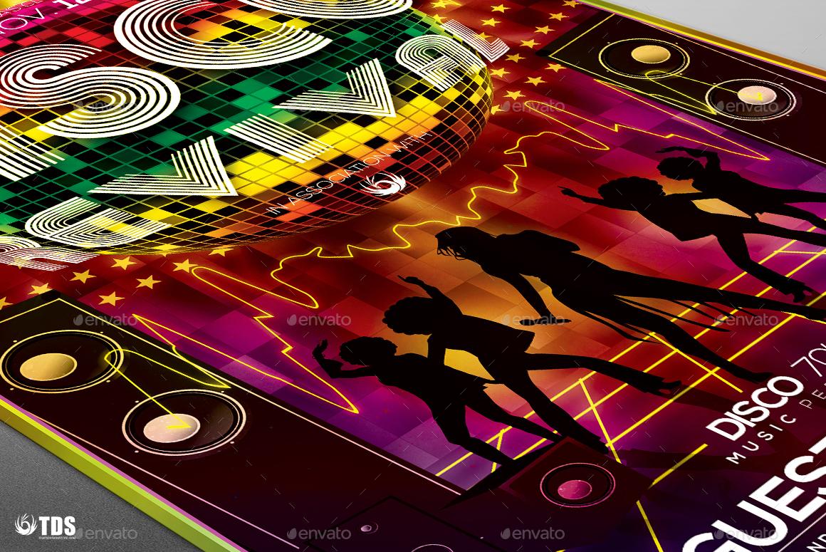 disco revival flyer template v by lou graphicriver revival flyer template v1 jpg
