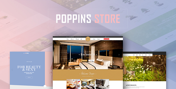 Image of Leo Poppins Ressponsive Prestashop Theme