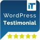 Advanced Testimonials - Testimony For WordPress as Carousel, Grid, Issotop