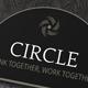 Elegant Business Card – Circle