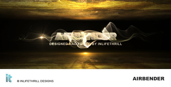 After Effects Project - VideoHive Airbender 132154