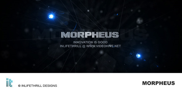 After Effects Project - VideoHive Morpheus 134598