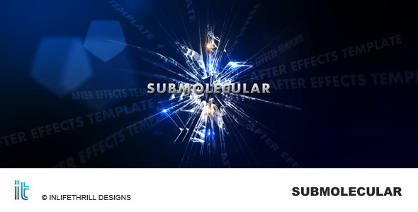 After Effects Project - VideoHive Submolecular 140671