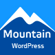 Mountain | Creative One Page WordPress Theme
