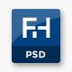 Finance Hawk - Finance and Business PSD Template