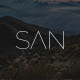 San - Responsive App Landing Template