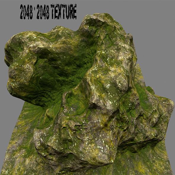 rocks 4 - 3DOcean Item for Sale