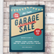 Garage Sale Flyer/Poster