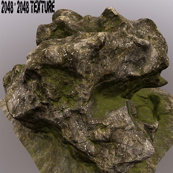 rocks 5 - 3DOcean Item for Sale