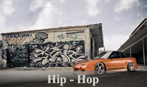 Hip Hop By Mipla