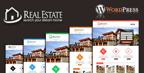 Download Real Estate Wordpress Theme