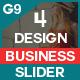 Multipurpose Slider - 4 Design