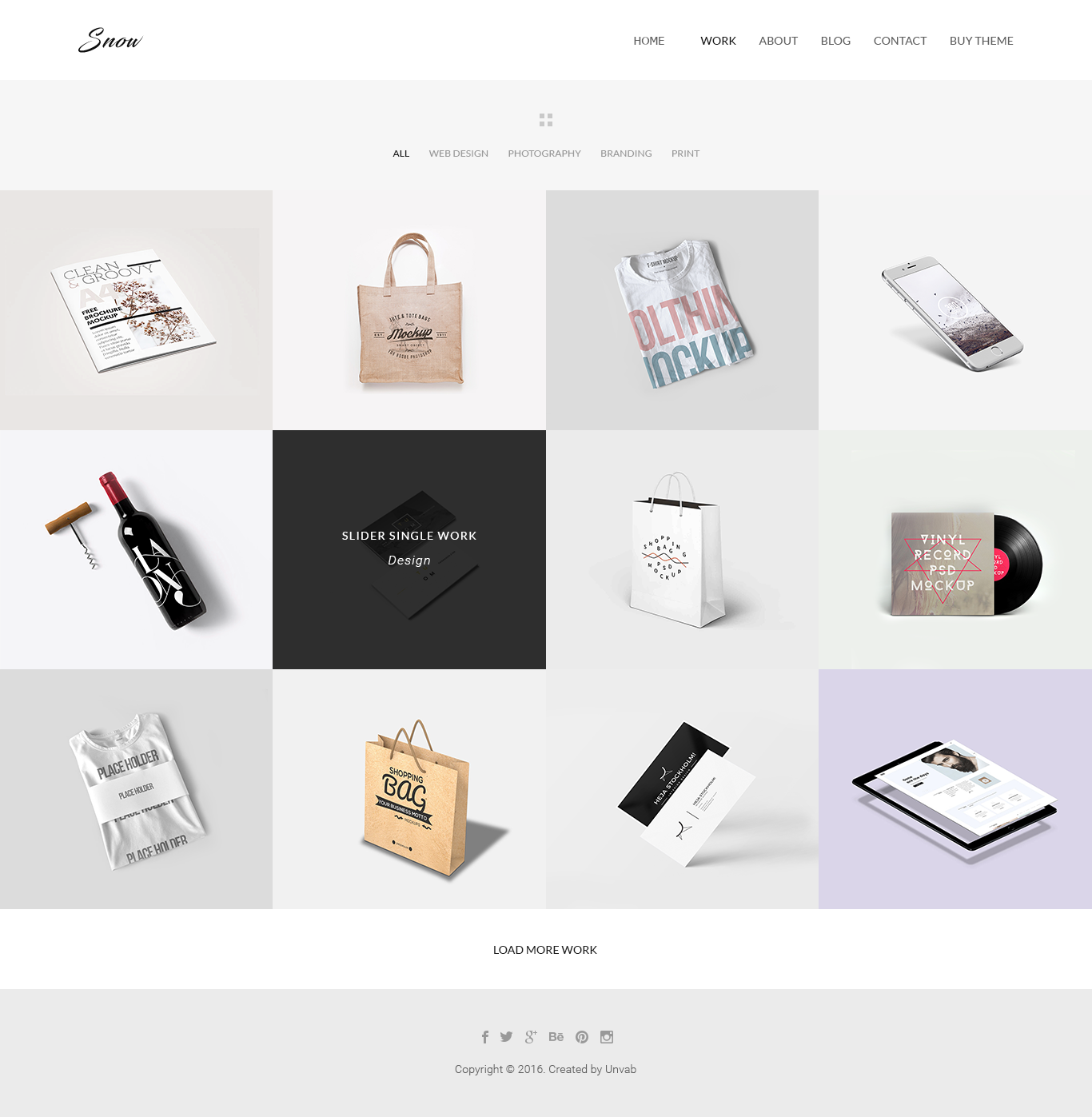 snow minimal clean portfolio psd template by unvab themeforest preview 09 single work png theme preview 10 single work png theme preview 11 single work png theme preview 12 single work png theme preview 13 blog png