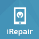 iRepair -  Repair WordPress  Theme