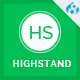 Highstand - Responsive MultiPurpose Drupal Theme