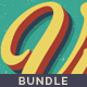 Bundle-Vintage and Retro Styles #2