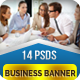 Multipurpose Business Banners and FB Cover