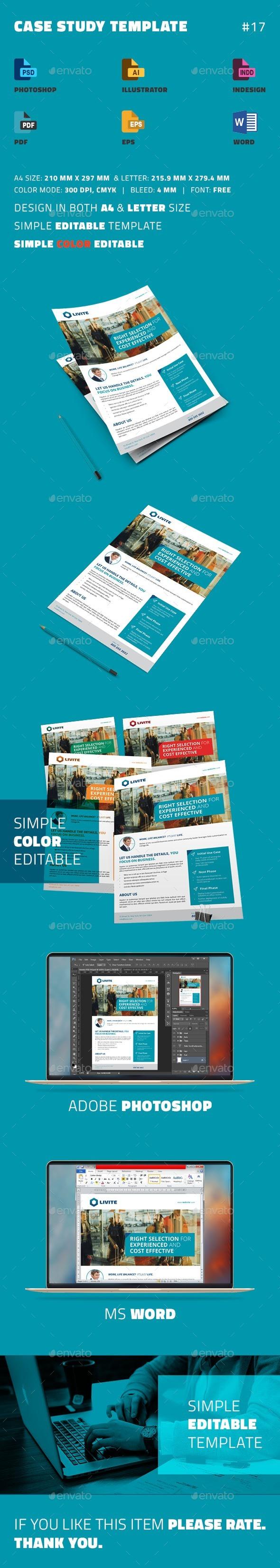 Case study template graphics designs templates maxwellsz
