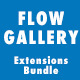 Flow Gallery Extensions Bundle