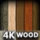 4K Wood