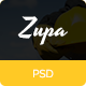 ZupaBuilder – Building and Architectural PSD Template