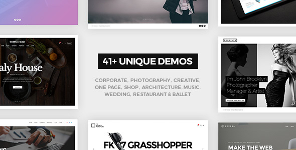 Download FatMoon | Creative & Photography Multi-Purpose Theme