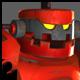 3D EVIL ROBOT