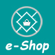 e-SHOP - Responsive Fashion Ecommerce Template