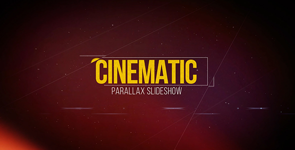 Download Cinematic Parallax Slideshow nulled download