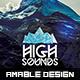 High Sounds Flyer/Poster