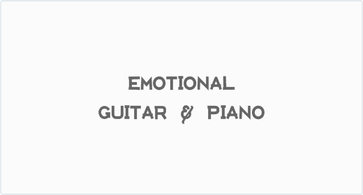 Emotional Guitar and Piano