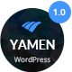 Yamen - Business and Finance WordPress Theme