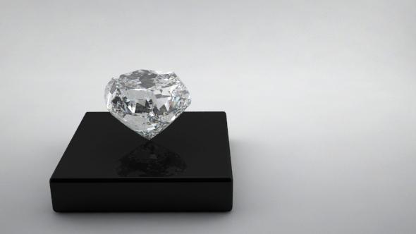 Diamond #1 - 3DOcean Item for Sale