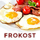 Frokost - One Page Restaurant Cafe WordPress Theme